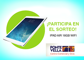IPad AIR 16GB WIFI BLANCO
