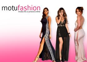 Elige tu vestido largo Motufashion