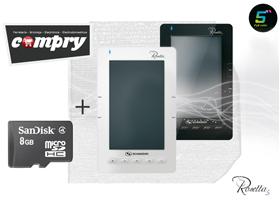 Consigue un eBook + tarjeta 8gb