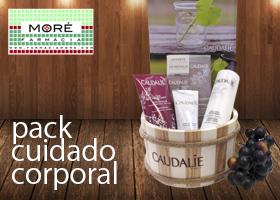 CAUDALIE PACK CUIDADO CORPORAL