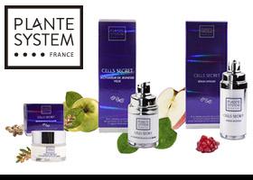 Plante System, cosmética de vanguardia con células madre.