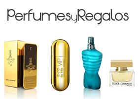 Sorteamos 100€ para gastar en PerfumesyRegalos.com