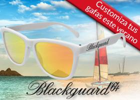 Gana tus gafas de sol con www.blackguard64.com