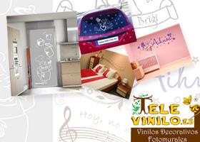 VINILOS CRISTALES, INFANTIL, BODAS Y MUSICALES