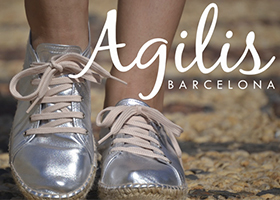 Gana un par de espardeñas AgilisBarcelona
