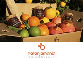 Naranjas y Mandarinas Online