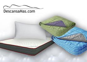 Gana el conjunto de colchón + almohada + relleno nórdico