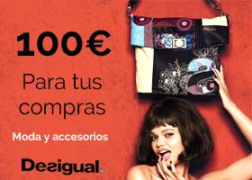 Que-MePongo te regala 100€ para tus compras