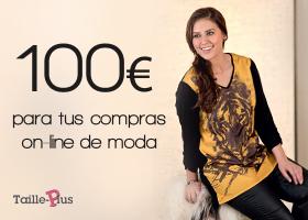 100€ para hacer Shopping de moda en todas las tallas