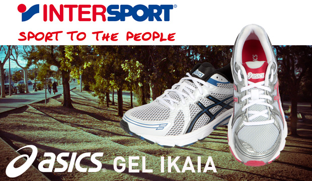 lowest price 761d0 71713 Zapatillas de running ASICS GEL-IKAIA