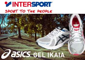 Zapatillas de running ASICS GEL-IKAIA