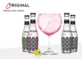 Original Tonic. Sácame los colores.