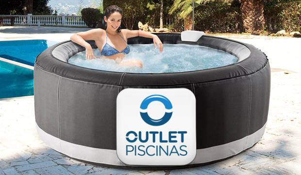 Sorteo gana un fant stico spa sorteamus - Amazon piscinas hinchables ...