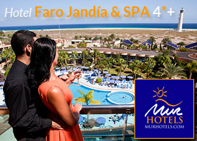 Estancia de 2 noches en Fuerteventura