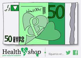 GANA 50€ PARA COMPRAR EN Health&Shop