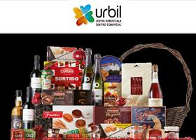 Urbil: ¡Llévate nuestra cesta de Navidad!