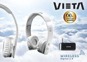VIETA AUDIO S.A. te regala un auricular inalámbrico