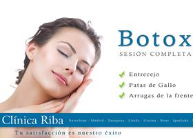 Sesión Completa de Botox