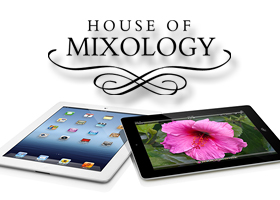 Gana un ipad mini con House of Mixology
