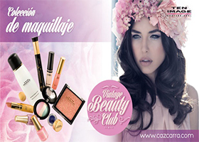 Pack de maquillaje Vintage Beauty, de TEN IMAGE