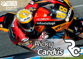 Ricky Cardus te regala 2 entradas para el Gran Premi de Catalunya
