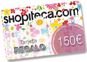 1 Vale de 150€ para comprar en Shopiteca.com
