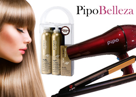 "PipoBelleza regala pack: ""Mima tu cabello"""