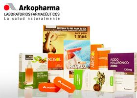 Arkopharma, cuida de ti este verano