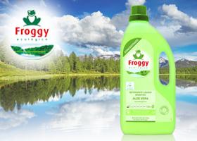 Sorteamos 10 Detergentes Ecológicos Froggy Aloe Vera