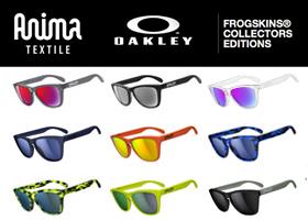 Gana unas gafas OAKLEY Frogskins