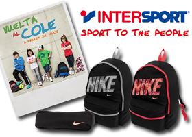 Sorteo mochilas NIKE – Vuelta al Cole 2013