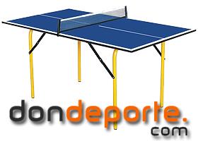 Gana una fantástica mesa de PingPong mini