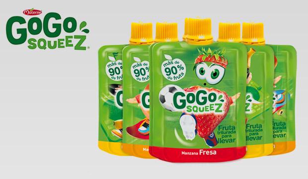 Sorteamos 320 bolsitas de GoGo squeeZ