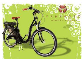 Consigue una Bicicleta Eléctrica Yamimoto