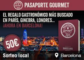 Con Pasaporte Gourmet descubre 50 restaurantes a mitad de precio