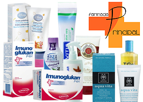 KIT productos Farmacia Principal