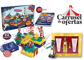Participa y gana con Carrusel de ofertas