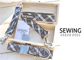 kit SEWING Urban Dogs