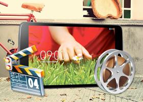 ¡Gana 1 Tablet para que disfrutes de tus películas donde quieras!