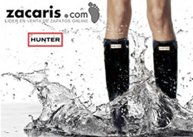 REGALO BOTAS HUNTER