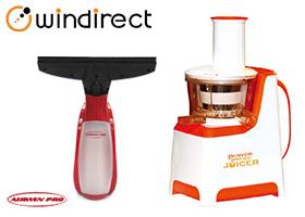 Airwin pro aspira todo tipo de superficies
