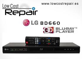 Gana un Blu-Ray LG BD 660 3D en www.lowcostrepair.es