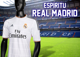 Gana una camiseta del Real Madrid