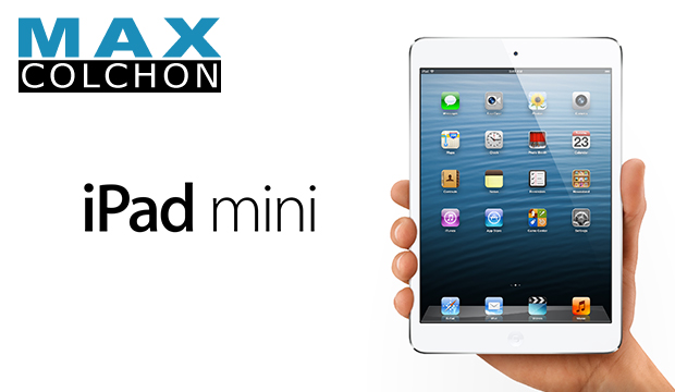 Maxcolchon te regala un Ipad mini estas Navidades