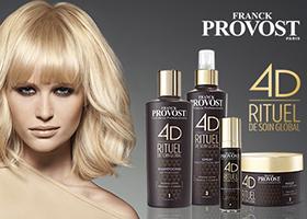 Gana un relooking + productos Franck Provost