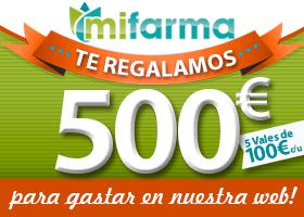 Mi Farma te Regala 500€