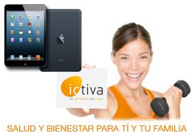 GANA 1 IPAD MINI CON ictiva.com