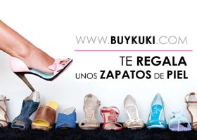 BUYKUKI.COM REGALA UNOS ZAPATOS DE DISEÑO