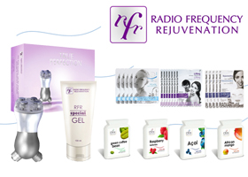 Máquina Radio FrequencyRejuvenation RF-R