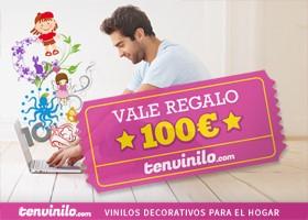 Vale Regalo 100€ VINILOS Tenvinilo.com